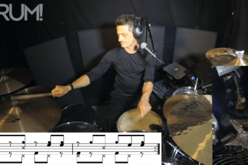 drum lesson cascara