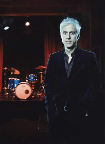 REM drummer Bill Rieflin