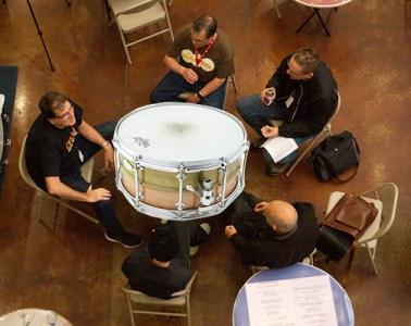 snare drum discussion
