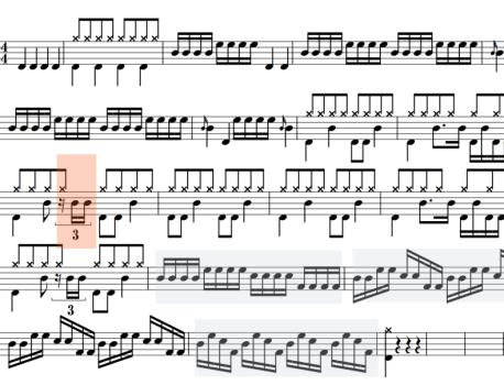 Fête de la musique 2014 (2) – triolet double croche