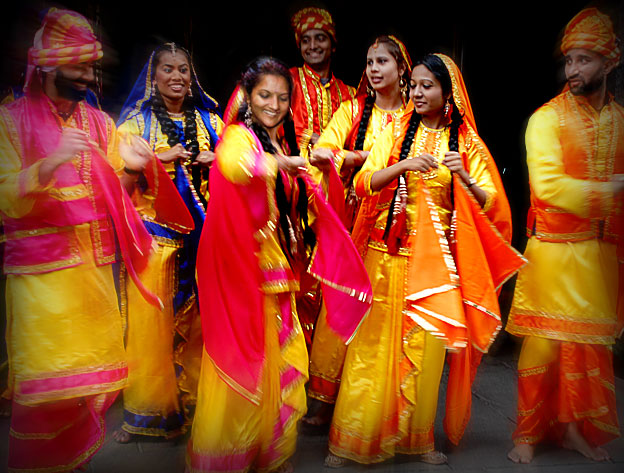 Bhangra and Dhol Drum Workshops