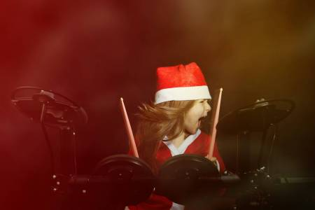 Kids Drum Set For Christmas