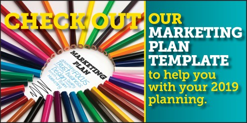 Our 2019 Marketing Plan Template