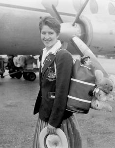 Dawn Fraser in 1958