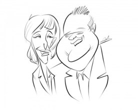 Rob Ford & Renata Ford
