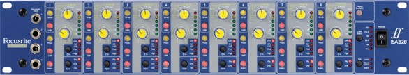 Equipment standard (preamp)
