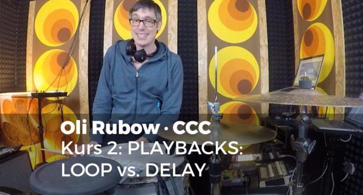 Compact Club Concepts Kurs 2 mit Oli Rubow