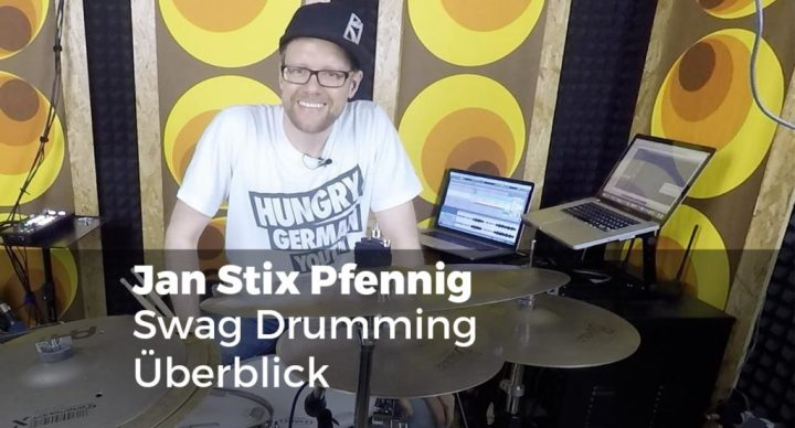 Jan Pfennig - swag drumming