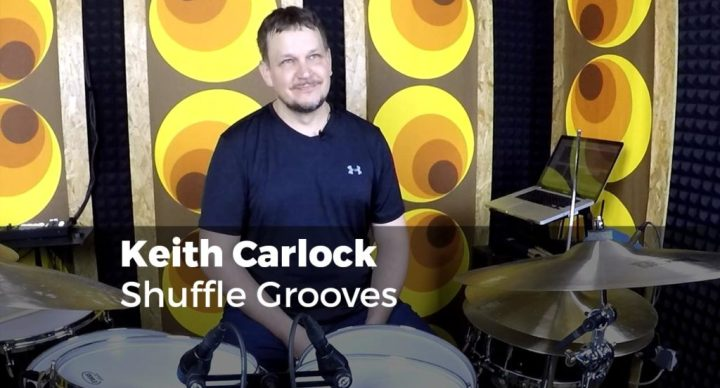 Keith Carlock - Shuffle Grooves