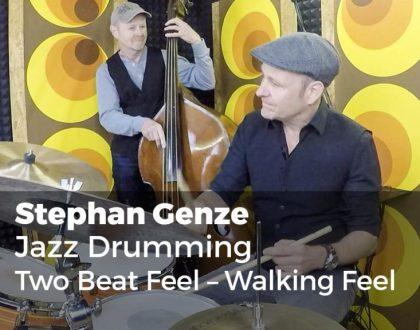 stephan genze - Two Beat Feel