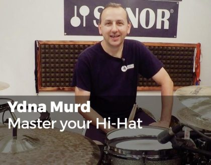 Ydna Murd - Master your Hi-Hat