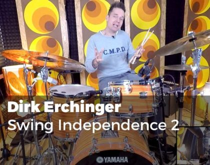 Swing Independence 2 mit Dirk Erchinger
