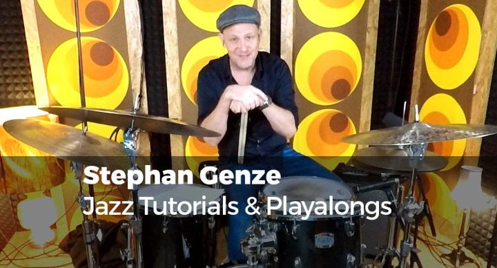 Playalongs Stephan Genze