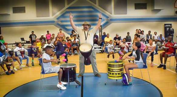 anti-bullying-drum-circle-in-high-school-2
