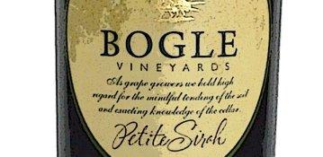Bogle Petite Sirah 2006