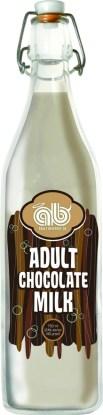 Artist rendition of Adult Beverage Co. Adult Chocolate Milk