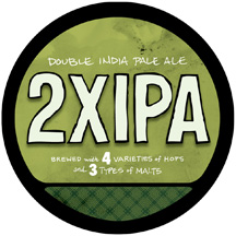 Southern Tier 2XIPA sticker