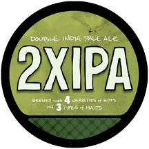 Southern Tier 2XIPA sticker