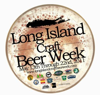 Long Island Craft Beer Week May 13 thru 22, 2011