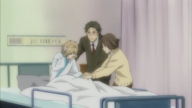 Natsume's Book of Friends season 3 anime review hospital