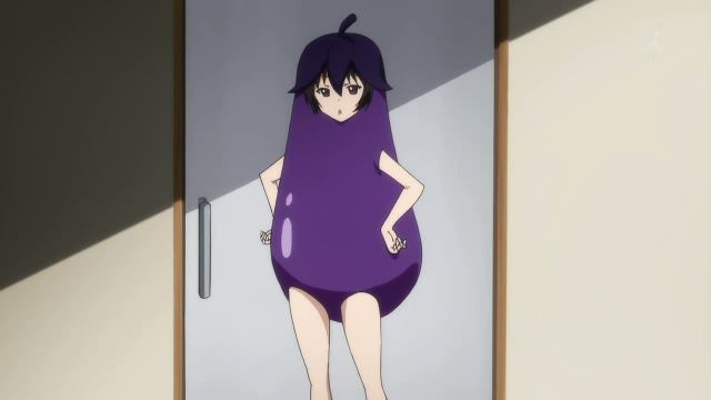 Image result for eggplants anime