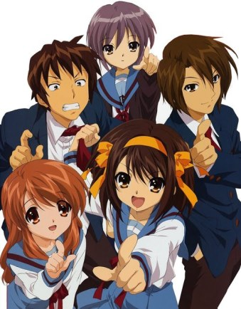 Image result for The Melancholy of Haruhi Suzumiya s2