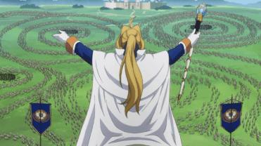Grancrest Senki Episode 19 anime review