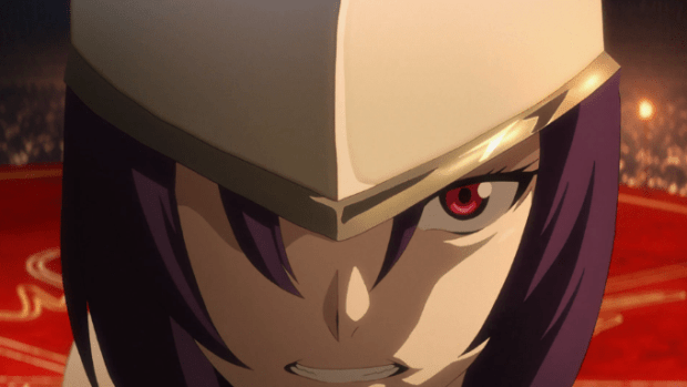 Grancrest Senki Episode 22 anime review Aishela