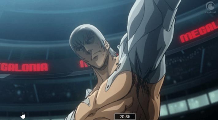 Megalo Box Episode 10 anime review Yuri