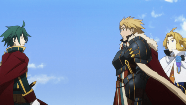 Grancrest Senki Episode 23