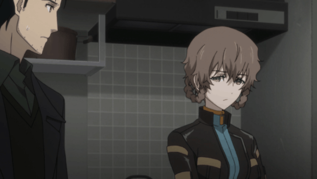 Steins;Gate 0 ep 12 Suzuha