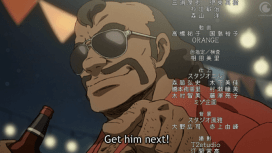 Megalo box ep 13 anime review