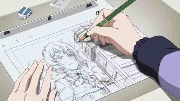 anime drawing anime