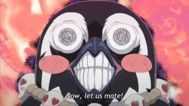 love tyrant penguin