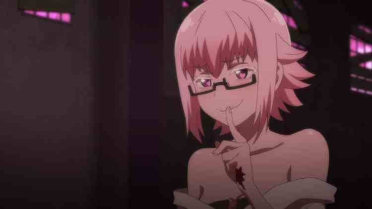 sadistic anime girl