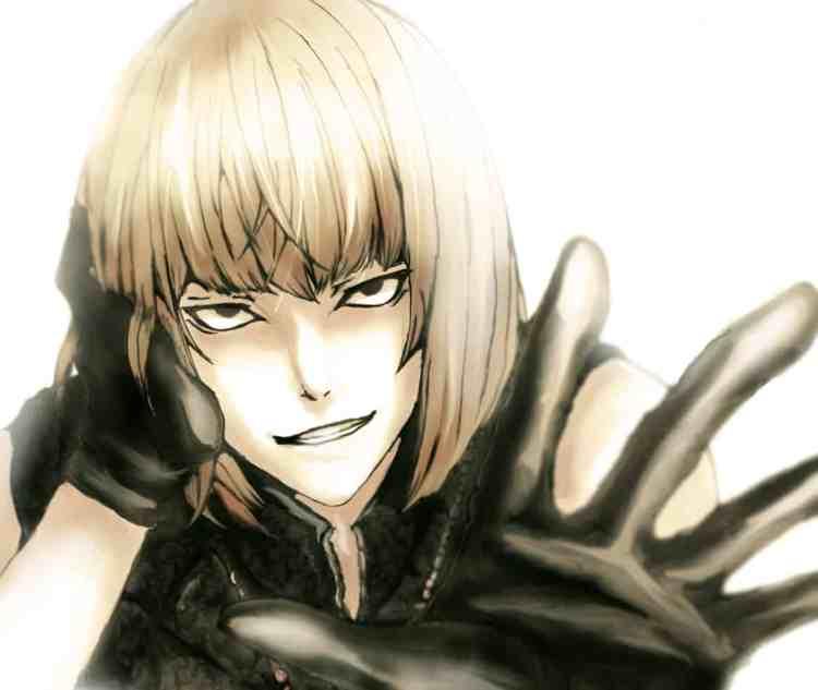 Death Note anime Mello