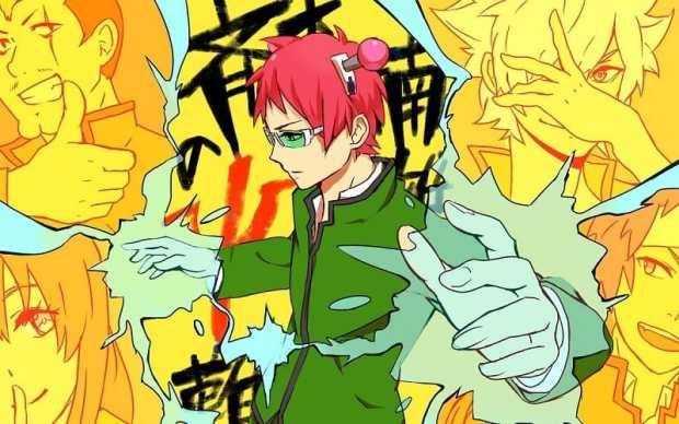 The Disastrous Life of Saiki K anime review