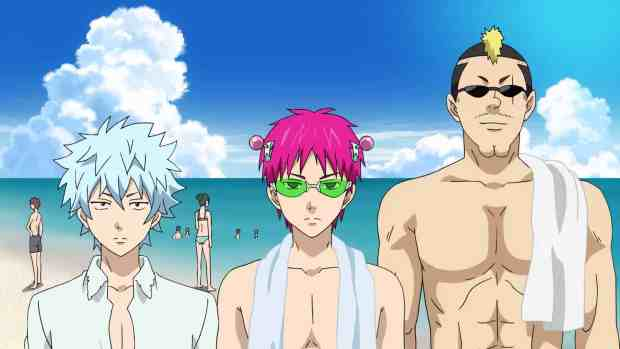 The Disastrous Life of Saiki K anime review