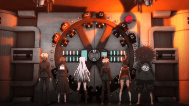 Danganronpa the animation anime review