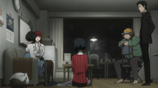 Steins;Gate 0 ep 13 anime review