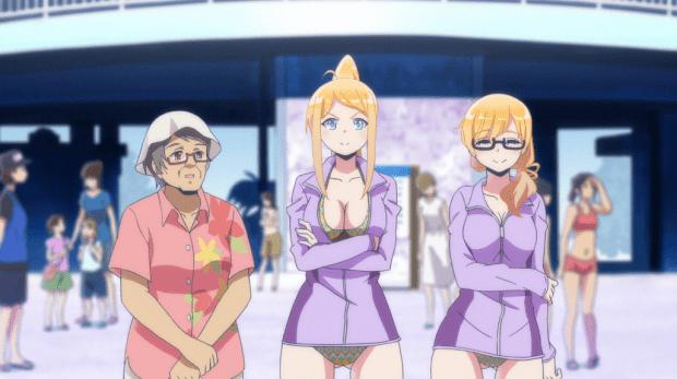 Harukana Receive Ep6 anime review