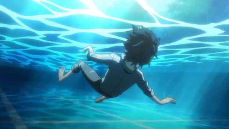 Your Lie in April water