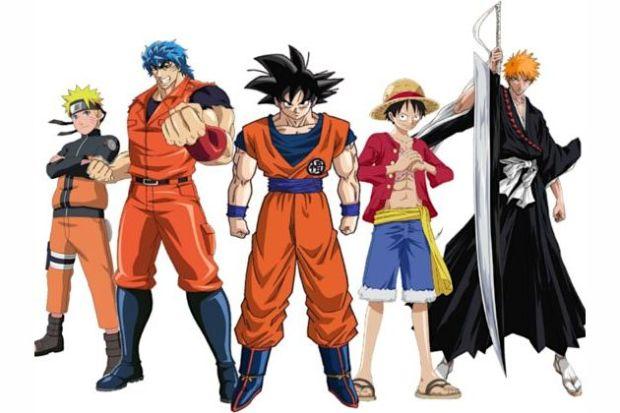 anime heroes