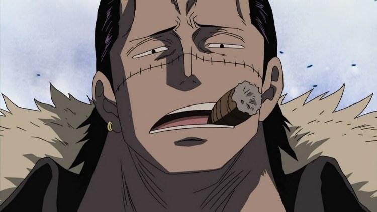 Crocodile-cigar