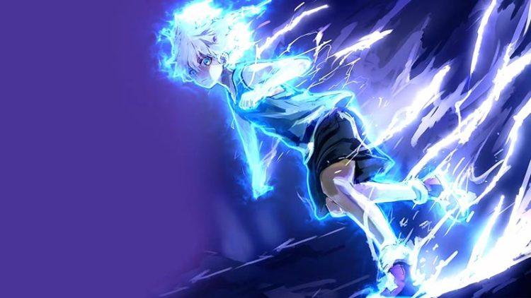 Killua Electric Nen