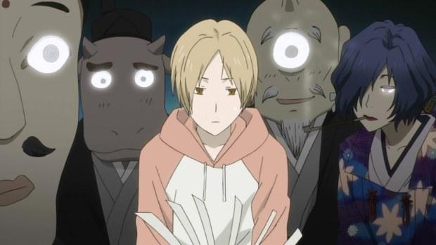 Natsume scary eyes