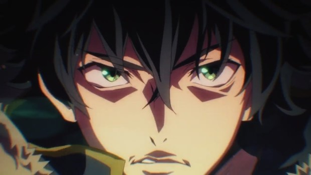 shield hero annoyed