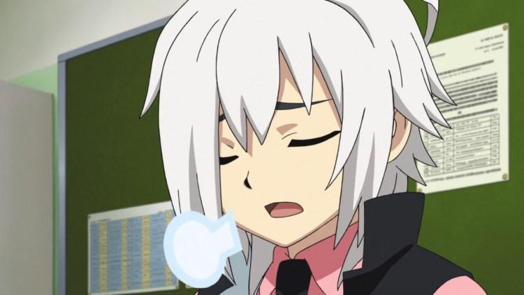 anime Sigh