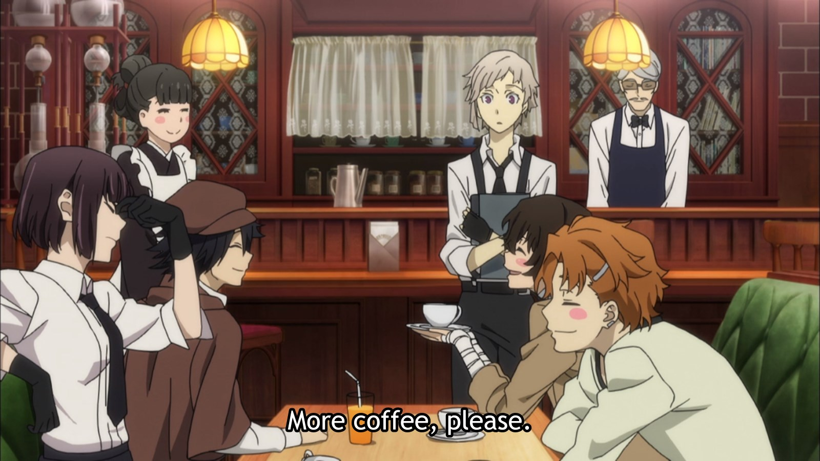 Image result for bungou stray dogs season 3 episode 5