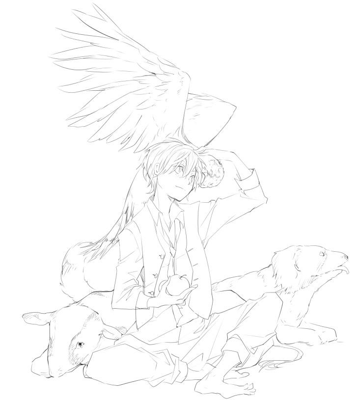 Miyazawa.Kenji.(Bungou.Stray.Dogs)2